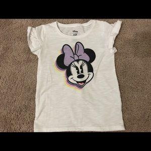 Short sleeve t-shirt size 5t